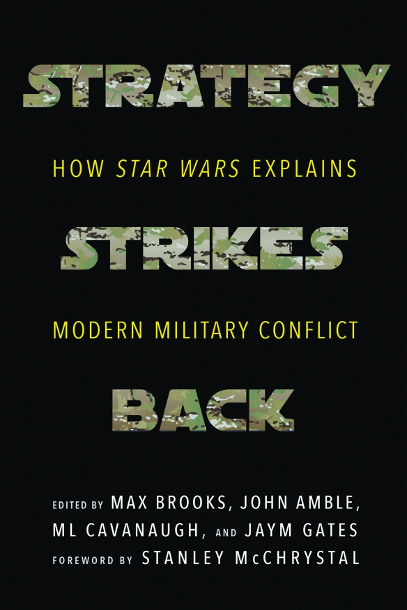 Strategy Strikes Back cover 2018
