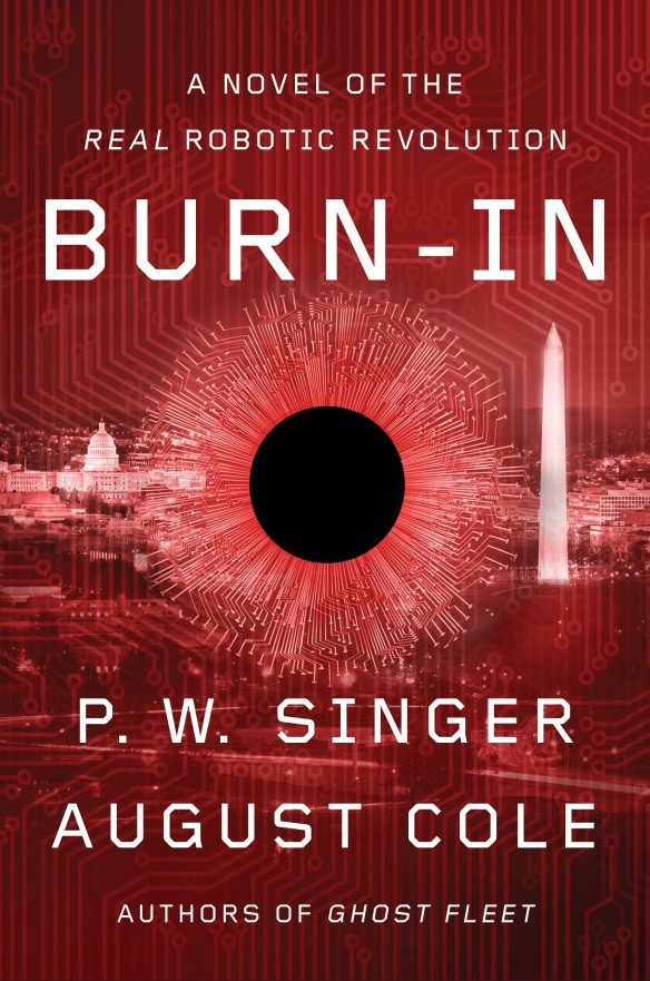 BURN-IN Cover